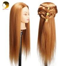Манекен головы волос для продажи практика головы Парикмахерская манекен головы для парикмахерских профессиональной укладки волос голова куклы манекен