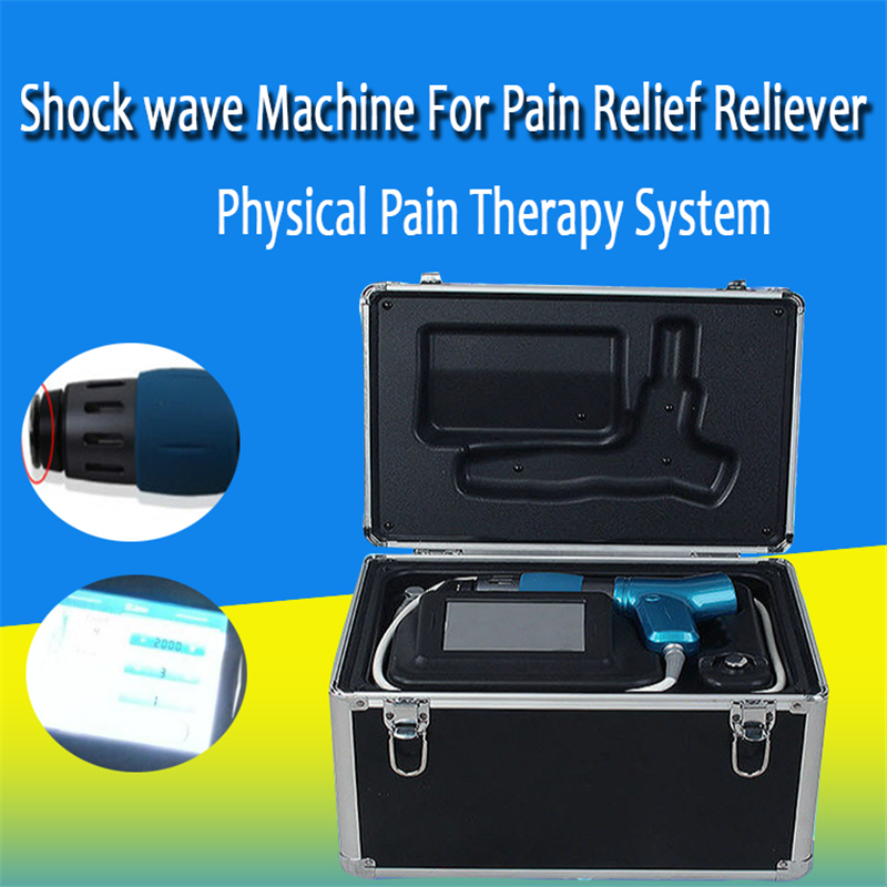 Charmgirl Shock Wave Therapy Neck Physical Therapy Shockwave Equipment For Pain Relief And Shoulder Pain Treatment