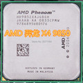 Free shipping for AMD Phenom quad-core X4 9850 2.5G Black Edition AM2 + desktop computer CPU