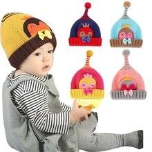 23ed2035b003 2018 nouveau bébé photographie props Enfant Enfants Garçon Fille Pingouin  enfants hiver chapeaux Belle Flèche Doux