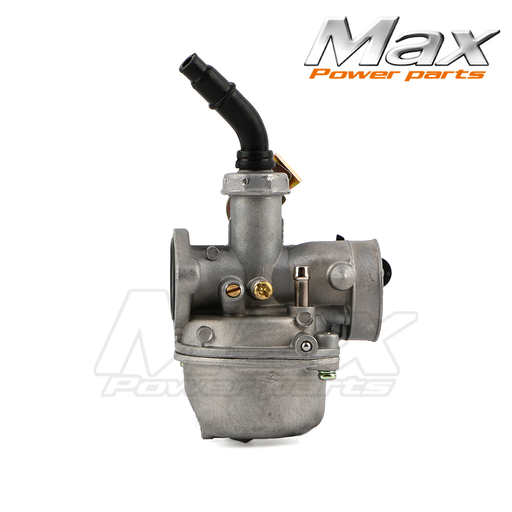 US $16 14 |19mm Carburetor PZ19 Carb for Chinese 50 70 90 110 cc ATV Quad 4  Wheeler Motorcycle Replacement Accessories Fuel Parts-in Carburetor from
