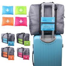 Купить с кэшбэком  Korean Packing Cubes Admission Package Travel Multifunctional Portable Package Sorting Bags Of Clothing Men Travel Bags Gym Bag
