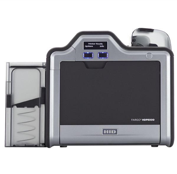 Fargo HDP5000 Single Sided ID Card Printer