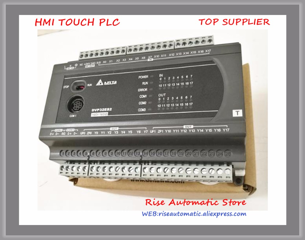 Series PLC Module DI 16 DO 16 Transistor DVP32ES200RC DVP32ES200TC 100-240VACSeries PLC Module DI 16 DO 16 Transistor DVP32ES200RC DVP32ES200TC 100-240VAC