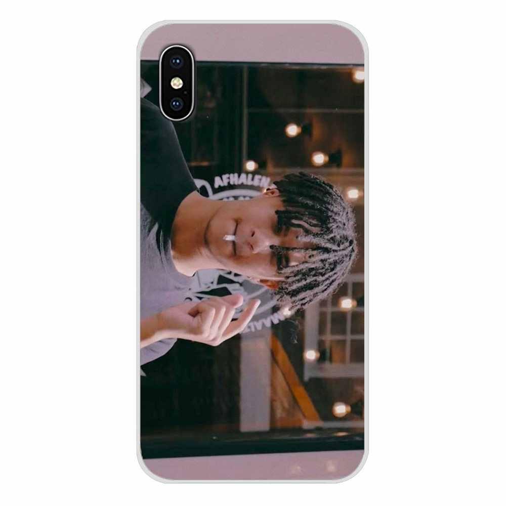 อุปกรณ์เสริมโทรศัพท์ครอบคลุมสำหรับ Motorola Moto X4 E4 E5 G5 G5S G6 Z Z2 Z3 G3 G2 C Play plus Jacin Trill แฟชั่น hiphop