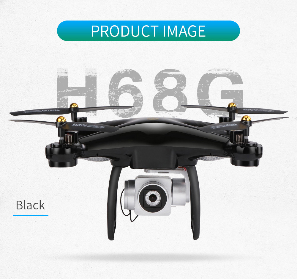 JJRC H68G GPS Drone With Camera 1080P HD 5G Wifi FPV Quadrocopter RC Helicopter Professional Dron Compass Auto Follow Quadcopter 18