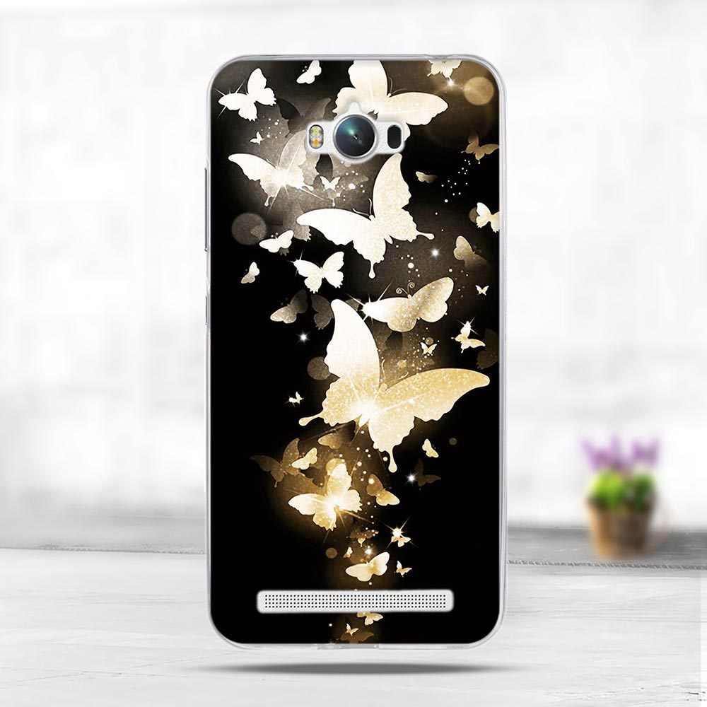 高級 3D ソフトシリコーン TPU シェル Asus Zenfone 5 最大 ZC550KL ケース 3D かわいい動物バックカバー塗装 ZC550KL 電話ケース