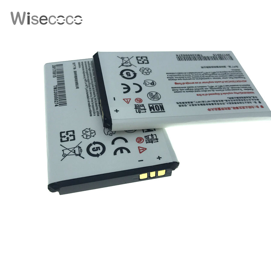 Wisecoco NEW 1600mAh Battery For PHILIPS Xenium E160 Smartphone + Tracking Number