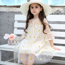 VFOCHI 2019 Girl Princess Dresses Summer Girls Clothes Ball Gown Lace Baby Kids for 3-12Y Elegant tutu