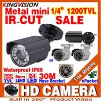 HD Meta Mini 1 3cmos 1200TVL HD CCTV Security Surveillance Color Small Ahdl Camera Infrared Night