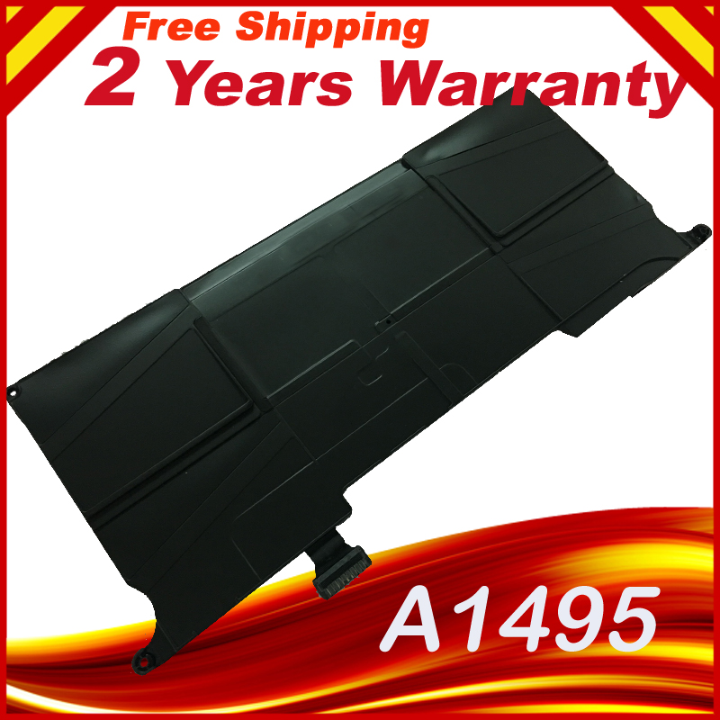 Battery A1495 For MacBook Air 11 A1465 2013 MD711LL A Freeshpping