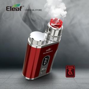 Image 3 - Original 100W Eleaf Kit Pico Squeeze 2 Kit mit Korallen 2 Zerstäuber 8ml tank elektronische zigarette vape kit