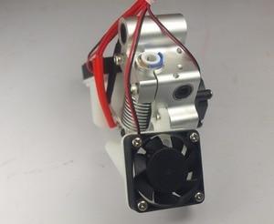 Image 3 - Ultimaker Original V6 hot end mount full assembly kit for DIY 3D printer J head metal mount holder 3950 thermistor