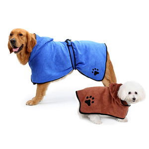 Absorbent Quick Dry Pet Dog Ba