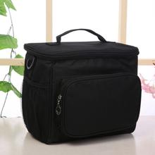 picnic bag Double Insulation Lunch Bag portable coolers for beach Handbag Thermal fridge