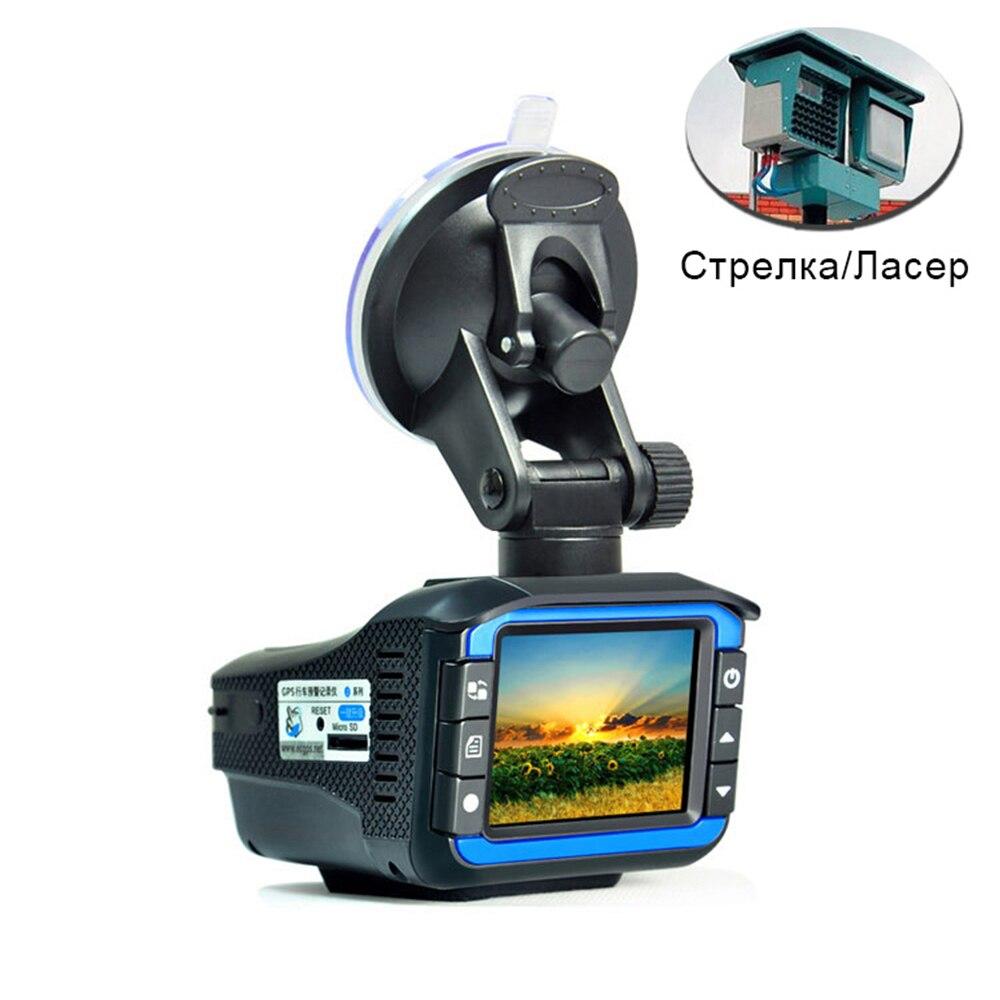 הטוב ביותר 2 ב 1 אנטי לייזר רכב גלאי רדאר DVR מצלמה מקליט 140 תואר עדשת HD 720 p רוסית ואנגלית גרסה CY960-CN