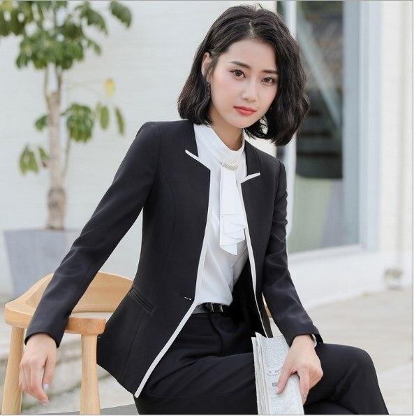 Tailleur Tenue Pantalon Taille Skirt Et Femme Pour La Suit Gris shxQtrdC