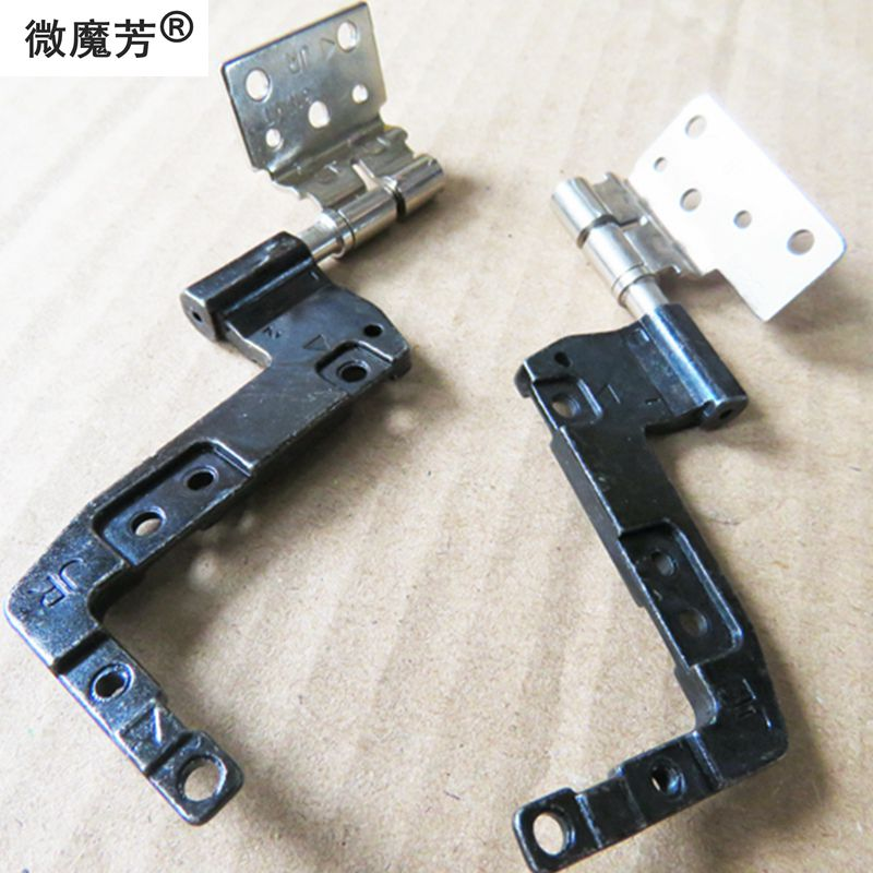 New Laptop LCD Hinges For DELL For Latitude E5520 E5520M Laptop Lcd Hinges Left & Right  3RCYY 31FVT