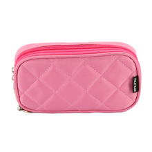 DINIWELL Women Rectangular Nylon Toiletry Bag Zipper Purse Mini Makeup Bag Lady Brush Organizer Make Up Clutch Cosmetic Bags