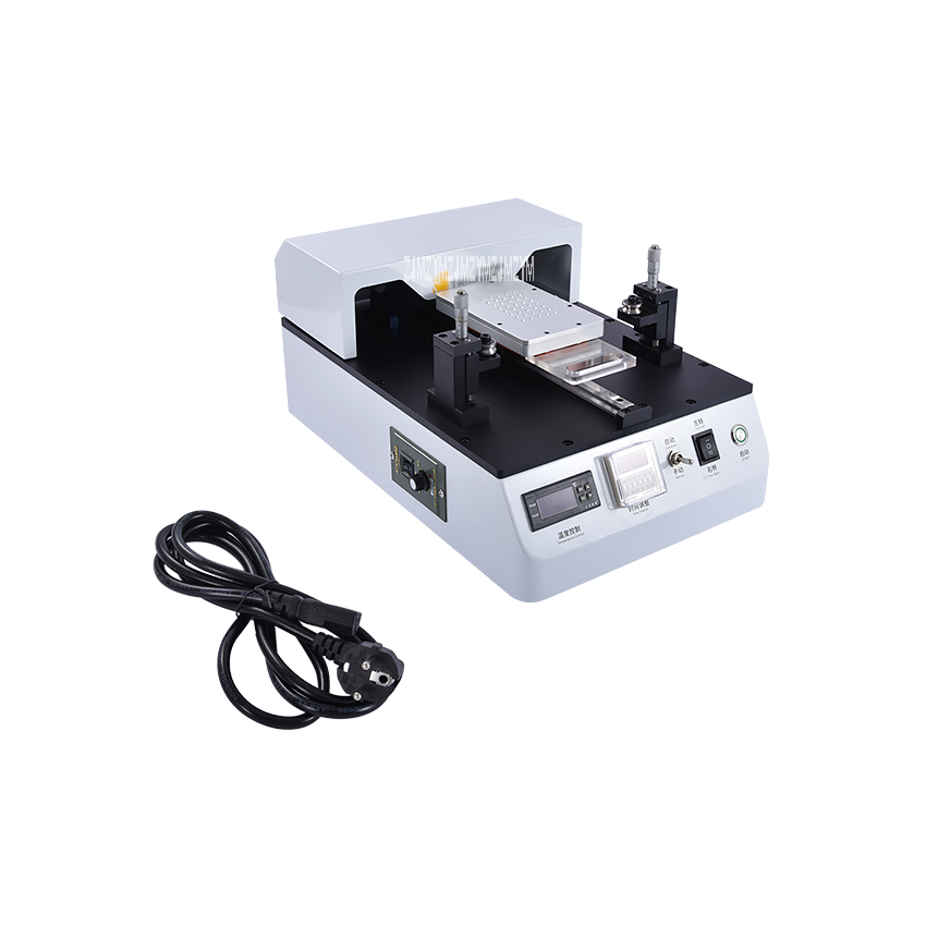 High quality! 110/220V vacuum automatic lcd separator with built in vacuum pump,for LCD Refurbishment Machine