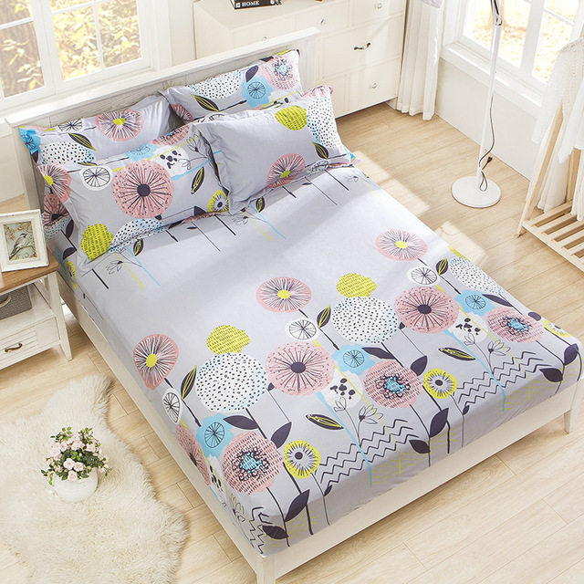 Bon Free Shipping Bed Linen Single Bedspreads Active Cotton Bed Matte Thick  Mattress Sleep Mask Mattress Protective