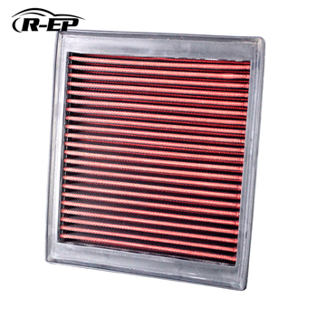 R-EP Replacement Air Filter For BMW F20 114/116/118/125 F21 F30 F31 F32 F33 F35 F36 OEM 13718507320 High Flow Can be Cleaned