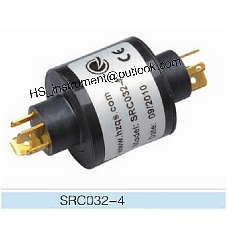 SRC032-4 through bore slip ring 2A SRC032 4 NEW&ORIGINAL