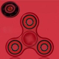Tri-spinner Fidget Spinner Steel Hand Spinner Hybrid Ceramic Bearing Educational Toys Spinner Hand Anti Stress Toy