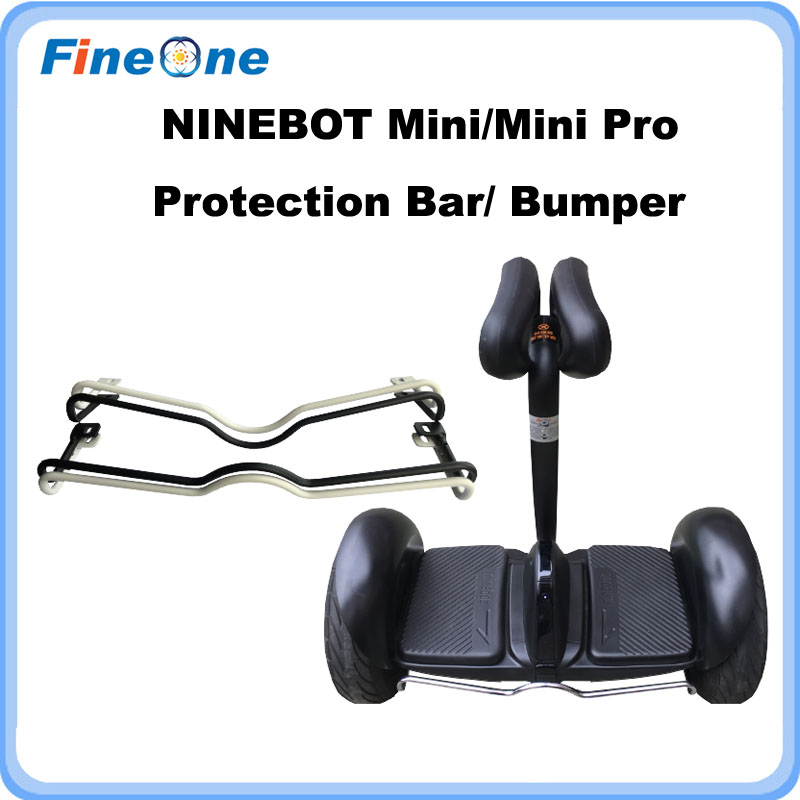 2019 Xiaomi Mini Protection Bar Mini Pro Bumper Front Defar نوار محافظ عقب مخصوص قاب محافظ اسکوتر Xiaomi Mini Balance