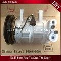 DKS17CH AC Compressor For Car Nissan Patrol GR Y61 2.8 97-05 RD28 92600vb300 92600-vb300