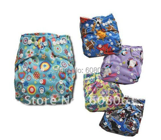Babyland  17print color +17(2layer) insert new comie FreeShipPromotional 30% discount babyland Baby Cloth Diaper ffactory price