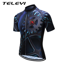 2017 TELEYI Brand Bike Cycling Clothing/Maillot Bicycle clothes Cycling uniform/Riding Cycling Jersey Manfrend Ropa Ciclismo MTB