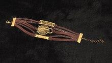 Boho Brown Rope Bracelet For Men
