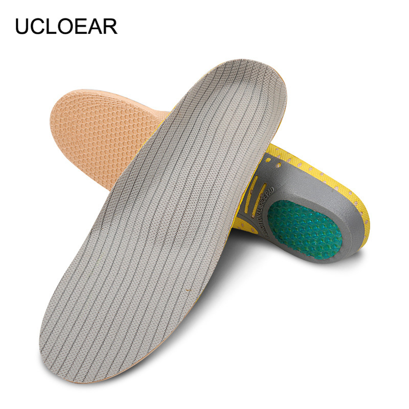 Orthotic Arch Support Shoe Pad High Quality EVA Insoles For Shoes Breathable Shock Absorbant Foot Pads Massage Insole XD-068 gel massage arch support insoles orthotic flatfoot prevent foot cocoon high heels shoes pad feet women