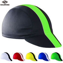 SIILENYOND 100% Polyester Outdoor Sport Baseball Bike Bicycles Moto Headwear Helmet Headband Hats Bandana Cycling Cap