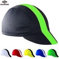Siilenyond chapéu 100% poliéster para bicicletas  headset  bandana  ciclismo  esportes ao ar livre