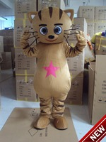 Mascot Costume Adult Character Costume mascot As fashion freeshipping cosplay Coffee cat
