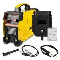 EMW508 MMA MIG Arc TIG Welder Mini Inverter DC Electric Welding Machine Car DIY Welders 110V to 240V 1/8 Inch Welding Rod