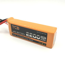TCB RC lipo battery 11 1v 2200mAh 25C 3s RC airplane battery factory outlet goods of