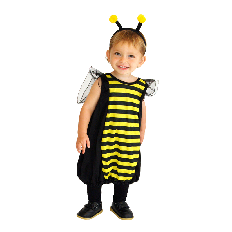 Umorden Carnival Party Halloween Costumes Child Kids Lovely Honeybee Bee Costume Cosplay for Girls Boys Fancy Dress Outfit-in Boys Costumes from Novelty ...  sc 1 st  AliExpress.com & Umorden Carnival Party Halloween Costumes Child Kids Lovely Honeybee ...
