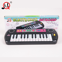 25keys Musical Toys Portable Electronic Organ With Radio Function Demo Songs Musical Instruments Educational Toys For