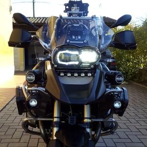 Image 3 - אלומיניום אור יום פנס LED עבור BMW R1200GS 05 12 & R1200GS הרפתקאות 06 13
