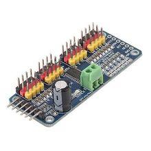 PCA9685 16 Channel 12bit PWM Servo motor Driver I2C Module Robot WC