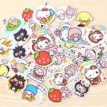 40 pcs Anime Constellation Anima Decoration Adhesive Stickers Diy Paper Stickers Diary Sticker Scrapbook Stationery Stickers