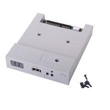 """3,"""" 1000 флоппи-дисковод к USB Эмулятор моделирования 500 кбит/с для Keyboad для Windows XP 2000 2007 белый SFR1M44-U100K"""