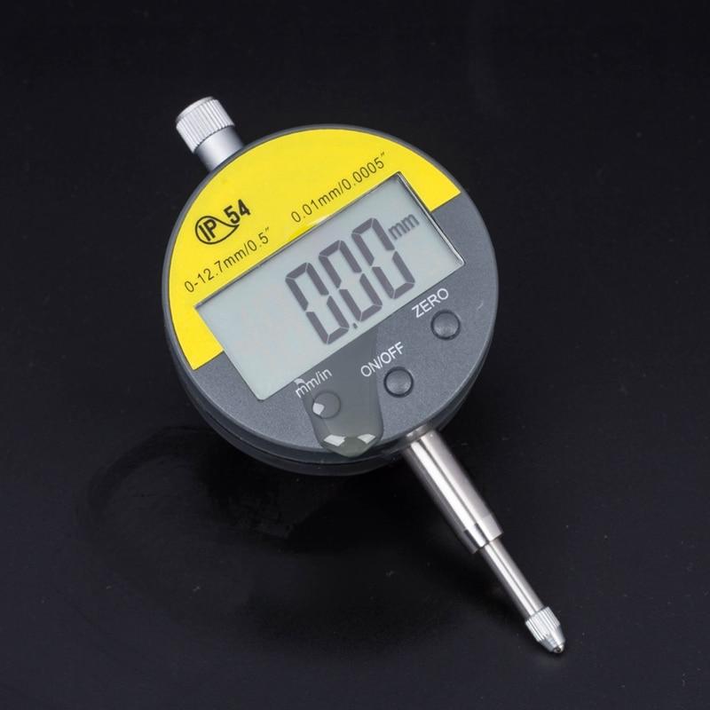 IP54 Olejoodporny mikrometr cyfrowy 0,001 mm Mikrometr elektroniczny - Przyrządy pomiarowe - Zdjęcie 3