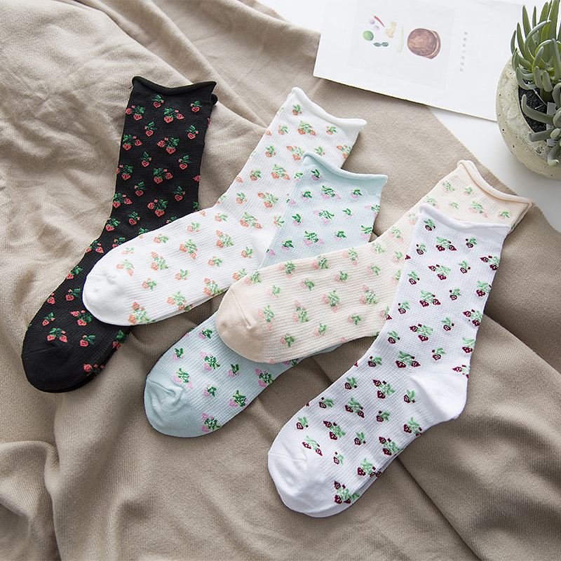 wploikjd Sensible novelty Funny Colorful Painting Happy Socks Casual Cotton Socks Men Dress Wedding Socks Clacetines Hombre Divertidos A Wide Selection Of Colours And Designs
