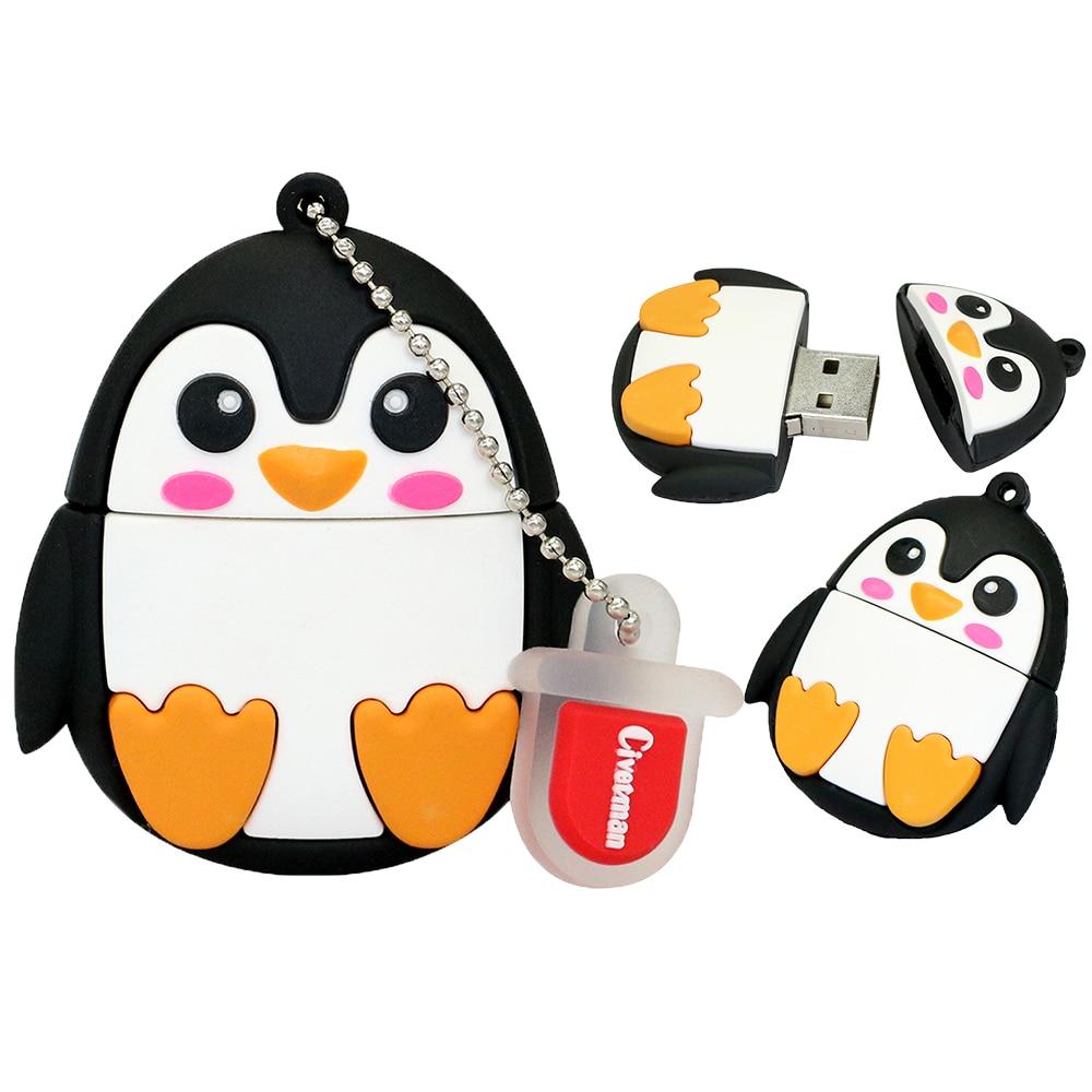 Ny Ankomst USB-minnepinne 128 GB Pen Drive 4 GB 8 GB 16 GB 32 GB 64 - Extern lagring - Foto 4