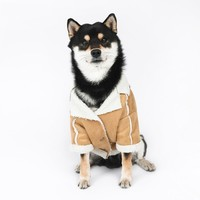 Pets Products Big Dogs Supplies Winter Warm Fashion Clothes For Husky Samoyed Gaint Poodle XL XXL XXXL Size