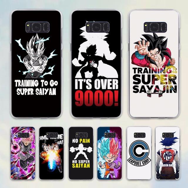 2017 SAMSUNG Dragon Ball Phone Cases (Many Models)